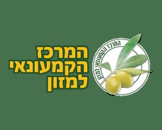 המרכז הקמעונאי למזון לוגו