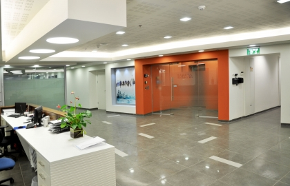AradTech | עיצוב | מיתוג משרדים