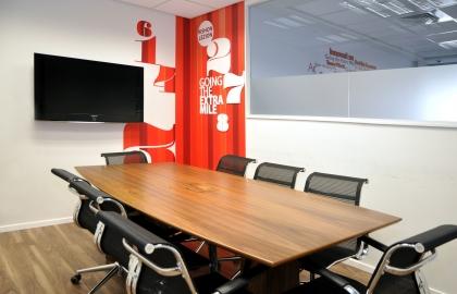 HTS | עיצוב | מיתוג משרדים